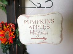 Crystal's Craft Spot: Easy rustic sign tutorial