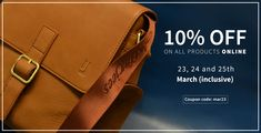Jafferjees is the proud Pakistani Brand and to voice their national solidarity they are offering 10% discount on all online purchases from 23rd-25thMarch 2018. Read our blog https://jafferjees.blogspot.com/2018/03/a-day-of-commitment.html #10%Discount #FinestLeatherStoreofPakistan #HandcraftedLeatherProducts #HighQualityLeatherProducts  #Jafferjees #LeatherBags #LeatherGoods  #PersonalizedLeatherWalletsandBags