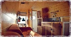 Some really cool mobile, DIY, off-grid living solutions from people who actually went off the grid. A look at some unique mobile off-grid homes.