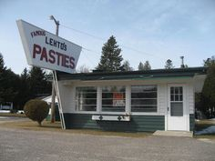 Lehto's Pasty Shop St. Ignace Mi. is one of the Original Famous Pasty Shops located in Michigan's Upper Peninsula. Lehto's is still family owned and operated to this very day by Mr. Mrs. Lehto daughter Katherine.