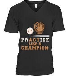 Practice Like A Champion Baseball Baseball Tees, Champion, Sleeves, Mens Tops, Women, Baseball T Shirts, Cap Sleeves, Baseball Shirts, Woman