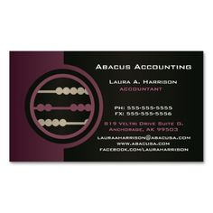 235 best accountant business cards images on pinterest lyrics abacus accounting business cards colourmoves