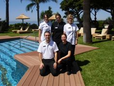 Housekeeping Team Healthouse!