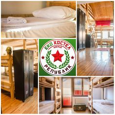 Let's have a look at Eco Hostel