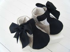 adorable shoes for a little girl