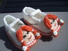 Good Screen knitting slippers for kids Suggestions baby booties models, Knitting For Kids, Crochet For Kids, Baby Knitting Patterns, Baby Patterns, Crochet Patterns, Gestrickte Booties, Knitted Booties, Crochet Baby Booties, Crochet Slippers