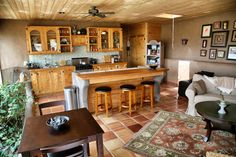 earthship kitchens | Packaged design earthship kitchen | Our earthship home ideas album