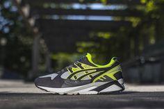"Asics GEL-Kayano Trainer ""Grey & Neon"" (Preview) - EU Kicks: Sneaker Magazine"