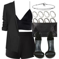 Black party outfit, classy party outfit, go out outfit night, night outfits Classy Party Outfit, Outfit Chic, Classy Outfits, Stylish Outfits, Sexy Outfits, Girly Outfits, Mode Outfits, Night Outfits, Fashion Outfits