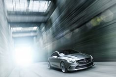 The Mercedes-Benz Concept Style Coupe.  For more information, visit: http://mbenz.us/M12Ttd