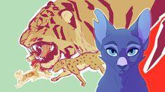SSS Warrior Cats Frame Redraw by Zuremist.deviantart.com on @DeviantArt