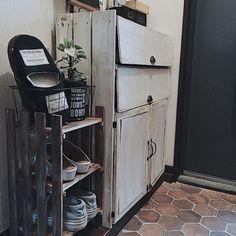 賃貸でもOK!収納力がアップする「靴箱DIY」   RoomClip mag   暮らしとインテリアのwebマガジン