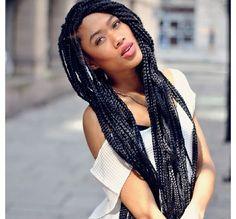 Braid flo Twist Box Braids, Long Box Braids, Senegalese Twists, Dookie Braids, Poetic Justice Braids, Hair Pictures, Love Hair, Braided Hairstyles, Pretty Braids