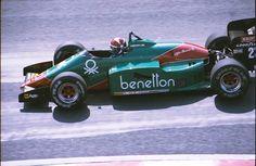 Formel 1 Spa 1985 Cheever Alfa Romeo 185T | Dieter Gerhards | Flickr