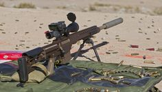 For when you want to reach out there.  the Barrett MRAD in .308 Lapua Magnum