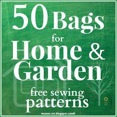 50 HomeGardenBags we
