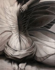 "Saatchi Art Artist Doris Tesárková Oplová; Painting, ""Unexpected Change - SOLD"" #art"