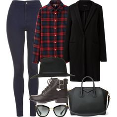 Untitled #2796 by style-by-rachel on Polyvore featuring Uniqlo, Topshop, Charlotte Russe, Givenchy and Miu Miu