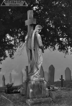 gothic cemetery 0001 by Lightprism, via Flickr