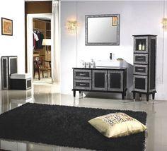Modern Bathroom Vanity Set - Tavarone