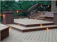 Check out these deck design tips before starting the deck-behind-the-pool project!
