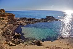 Es calo des Mort - Formentera - Mediterranea Pitiusa
