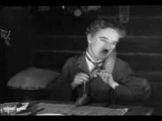 Charlie Chaplin Table Ballet Scene: As a ballet lover (and ex-professiional ballet dancer), this is a 60-second ballet fun video!