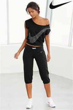 Buy Nike Black Diamond T-Shirt from the Next @ http://www.FitnessApparelExpress.com