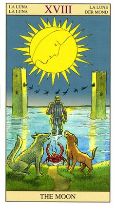 Tarot of the New Vision (New Vision) - Tarot of the New Vision | Encyclopedia of Tarot cards and the oracles Rozamira