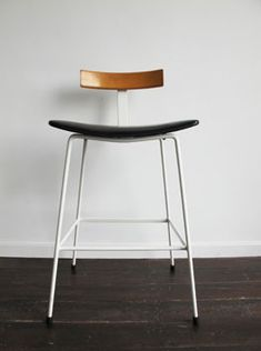 C32 'Breakfast Stools' by Frank Guille for Kandya, UK.