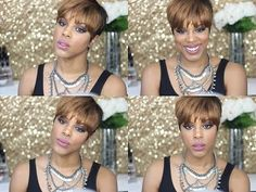 First Video Of 2016 Sensationnel Fab Fringe In The Color Caramel You