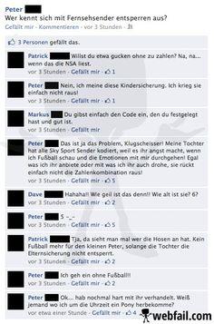 Die Elternsicherung - Facebook Fail des Tages 07.02.2014   Webfail - Fail Bilder und Fail Videos