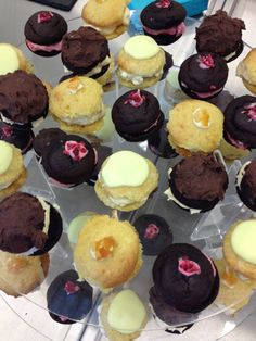 A selection of some of our mini whoopie pies
