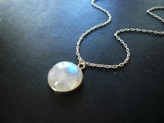 Hey, I found this really awesome Etsy listing at https://www.etsy.com/listing/127610498/moonstone-necklace-in-sterling-silver