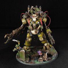 Looted Dreadknight / Ork Mega Dread - Forum - DakkaDakka | Instinctive behavior makes you lurk here.