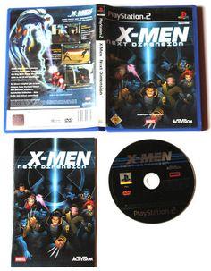 X-Men: Next Dimension für Playstation 2,in OVP!