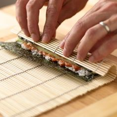 Excited to learn how to make sushi at our Sushi cooking class for our girls night next week! :)