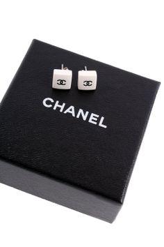 37a16ebe8da0 Chanel Interlocking C's Stud Earrings - $150