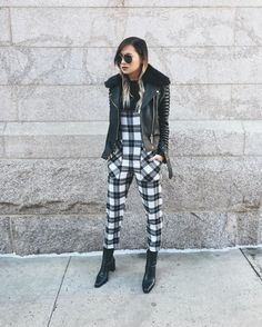 Pin for Later: 15 Ways to Make Your Favourite 2015 Trends Work This Year  2016: To draw attention to a brand-new silhouette, like your slouchy dungarees.