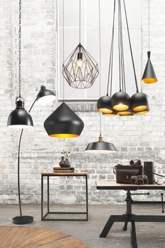stylische hngeleuchte aus metall in schwarz ein toller blickfang matratze urban living pinterest - Deko Modern Living