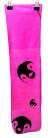 kids shawl Pinguin Pink / kinder sjaal Roze   new products   Mingface T-shirts
