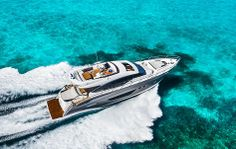 The Princess S72 S Class sportbridge yacht. View the full gallery of images on our website www.princessyachts.com/sclass/s72