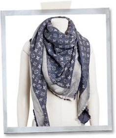 2c7aa47c09088 42 Best ❦ ❦ Louis Vuitton Scarf images