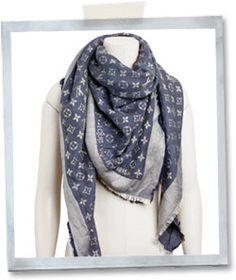 9bd17a6d20a9 Louis Vuitton scarf Louis Vuitton Scarf, Designer Scarves, Cashmere Scarf,  Bandana, Lv