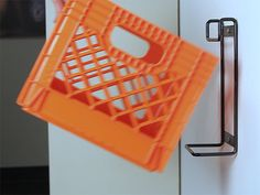 Crate Dock™: Milk Crate Docking Station by CrateDock, via Flickr