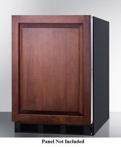 #manythings The #Summit AccuCold AL752BBIIF All-Refrigeratorfeatures 32 inch high ADA compliantunit designed for built-in installation under lower counters but w...