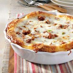 Tebow Family Pizza Pie Recipe - Yummyship