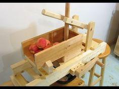 Make your own Apple grinder