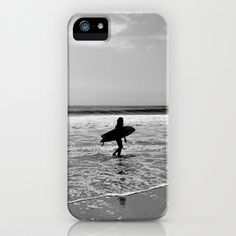 Irene Surf iPhone Case by Matthew K Olivar - $35.00