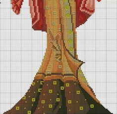 African LADY X-STITCH 2of 2